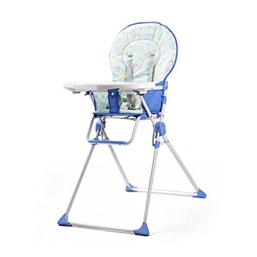 CIGONG Asiento Plegable De Bebé Portátil for Niños Mesa De Comedor Y Sillas IKEA Bebé Aprendizaje De Silla Silla Alta