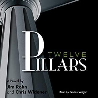 Twelve Pillars audiobook cover art