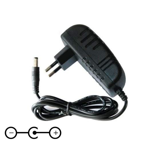 Top cargador® Adaptador alimentación cargador 12 V para TV televisor Best Buy Easy TV 19