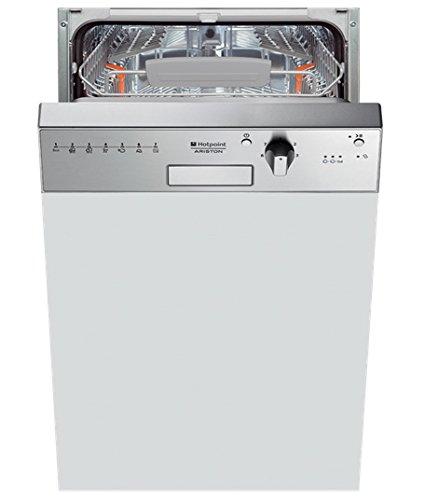 Hotpoint LSPB 7M116 X EU Integrabile 10coperti A+ lavastoviglie