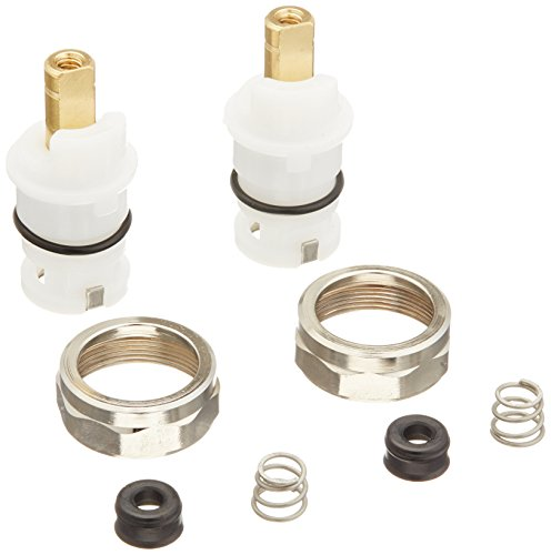 Delta RP64761 Talbott Stem Unit Assembly, Seat and Spring, Bonnet Nut and Washer, Chrome