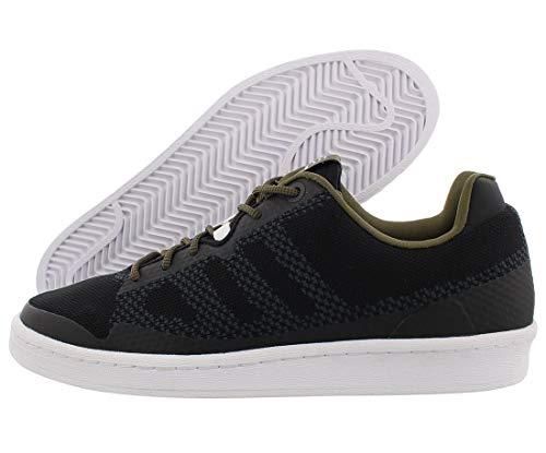 adidas Consortium x Norse Projects Men Campus 80s PK Gray Dark Grey core Black Size 9.0 US