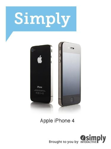 Simply iPhone 4 (English Edition)