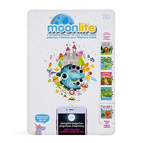 Spin Master Games- Moonlite proiettore Giocattolo, Multicolore, 6046193