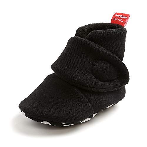 Botas para Bebés, TMEOG Botines de Lana para Bebés Recién Nacidos Zapatillas...