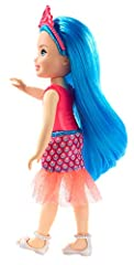 Barbie dreamtopia Chelsea Sprite - GJJ94 - Doll 17cm with blue hair - New #1