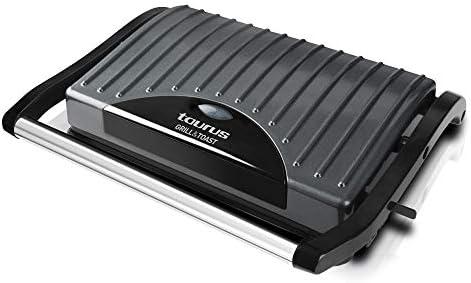Taurus Toast Co Sandwichtoaster 700 W Antihaftbeschichtung Amazon De Küche Haushalt Wohnen