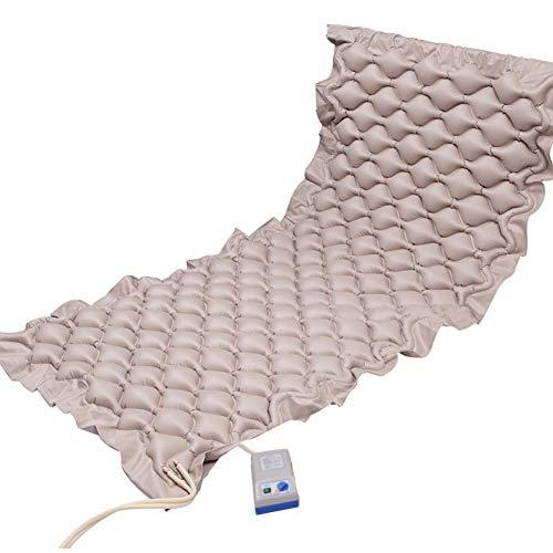 En forma de bola único anti-decúbito colchón casa inflable aire cama vuelta sobre ancianos cuidado médico anti-Decubituses ventila colchones,Brown,200x90cm