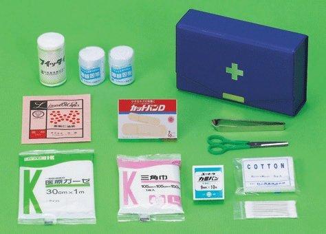 救急セットB (ミニ救急セット) 防災避難用品