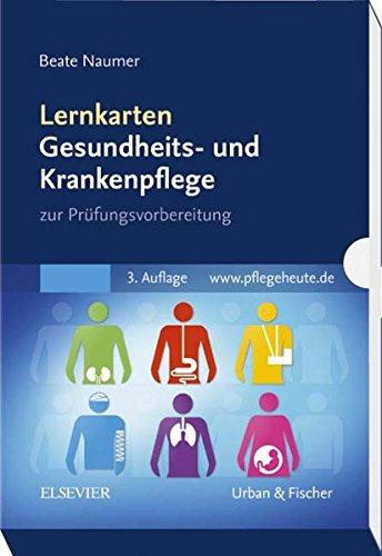 Lernkarten Gesundheits- und Krankenpflege: zur Prüfungsvorbereitung