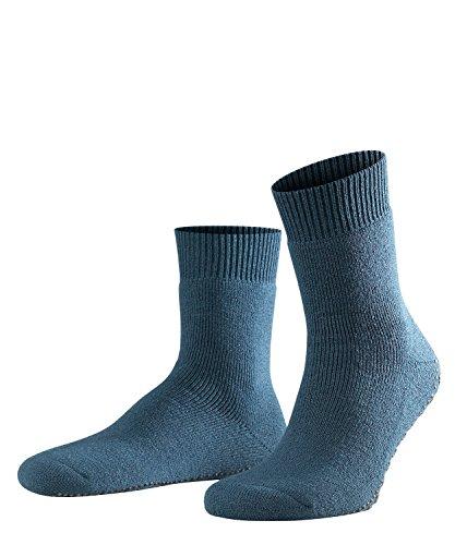 FALKE Homepads Herren Stoppersocken dark blue (6690) 39-42 mit Anti-Rutsch-Sohle