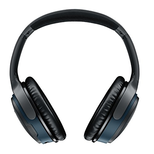 Bose ® SoundLink around-ear kabellose Kopfhörer II schwarz & SoundLink Ersatz-Audiokabel für Around-Ear drahtlos Kopfhörer II schwarz