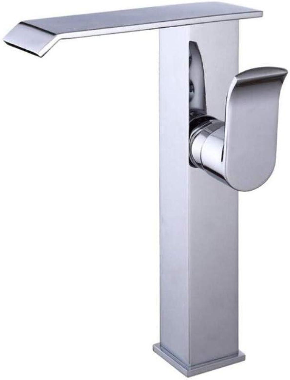 Kupfer Wasserhahn Becken Mischbatterie Mischbatterie Wasserhahn Massivem Messing l Eingerieben Bronze Wasserfall Badezimmer