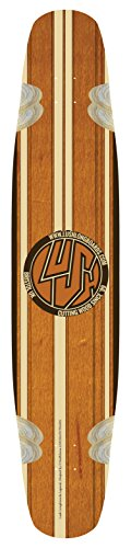 Lush Deck Only Longboard Legend Woodgrain, 11080