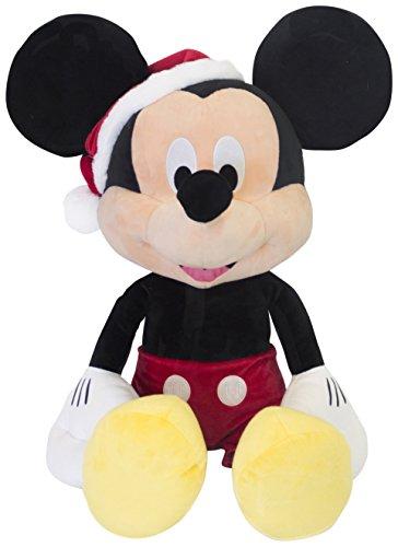 Disney Mickey Mouse de Navidad, tamaño Mediano, 45,72 cm