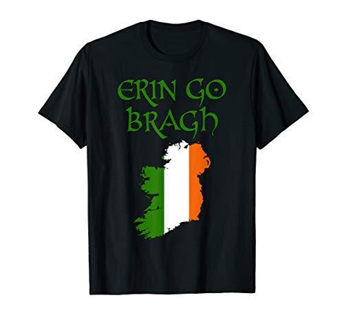 Erin Go Bragh Ireland Forever Irish irland irisch Keltisch T-Shirt
