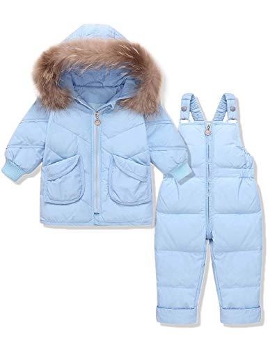 Traje de Nieve c/álido de Invierno para Mujer Cutogain Ropa de Mujer Abrigos
