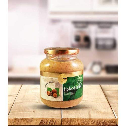 Turkish Hazelnut Butter 300 gr. - 2 Count