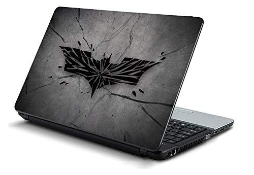 Elton Batman Logo Theme 3M Skin Case Vinyl Laptop Skin Case Sticker Reusable Protector Cover Case (Custom