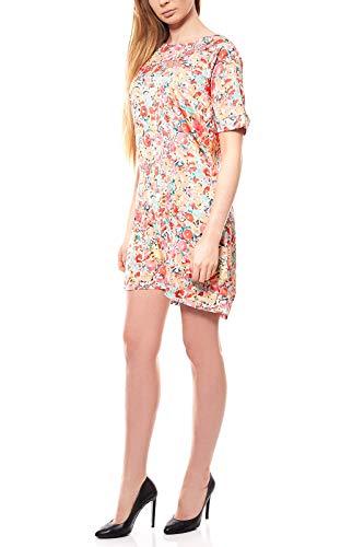 rick cardona by heine Kleid Damen Druckkleid Sommerkleid Mehrfarbig, Größenauswahl:40