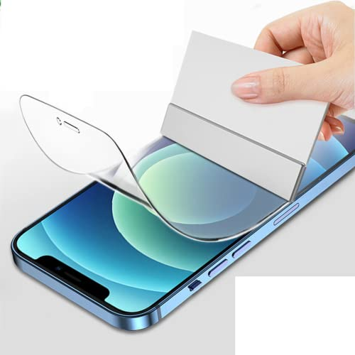 Bdansenpan 2Pcs 1000D Hydrogel Film Screen Protector For iPhone 7 8 Plus 6 6s Plus Soft Protective Film On iPhone 11 X XR XS MAX 11 Pro MAX