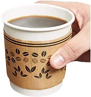 logo coffee cup sleeves