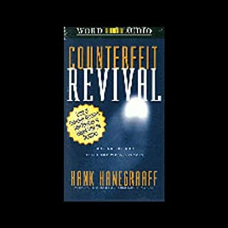 Counterfeit Revival audiobook cover art