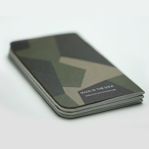Word. Notebooks Swedish Camo (3-pack) Photo #2