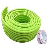 eCool accessories - Protector de espuma para giroruelas Inmotion, ninebot One, kingsong, gotway (verde)