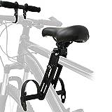 TCTC Fahrrad-Kinderrahmen, Eltern-Kind-Rahmensitz, Oben montierter Fahrradsitz vorne, Abnehmbarer...