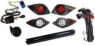 Best yamaha golf cart light kit installation Reviews