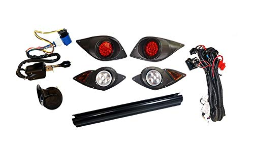 3G Deluxe LED Light Kit for Yamaha G29 Golf Carts 2007+