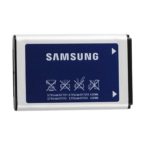 Samsung AB663450GZ Original Standard Lithium Ion Battery - Non-Retail Packaging - Blue