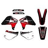 Pegatinas de Motocross Etiquetas ENGOMADAS for Honda XR650R XR 650 R 2000 2001 2002 2003 04 05 06 07 08 2009 2010