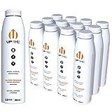 UPTIME – Blood Orange - Sugar Free (12 Pack), Premium Energy Drink, 12oz Bottles, Natural Caffeine, Sparkling, Natural Flavors, 5 Calories