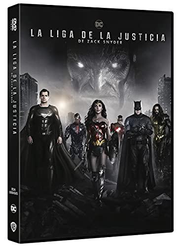 La Liga de la Justicia de Zack Snyder (2 discos DVD) [DVD]