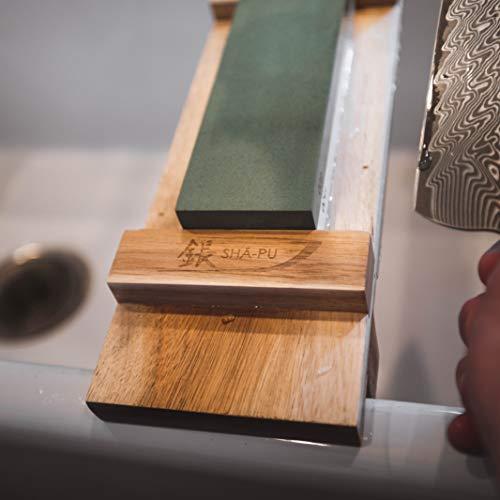 Whetstone Knife Sharpening Set By ShaPu