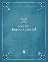 The Game Master's Dungeon Journal (Aqua Blue)