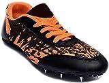 REVELON Running Spikes Shoes for Men (Multicolour) (8)
