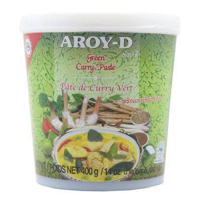 Pasta de Curry Verde Aroy-D