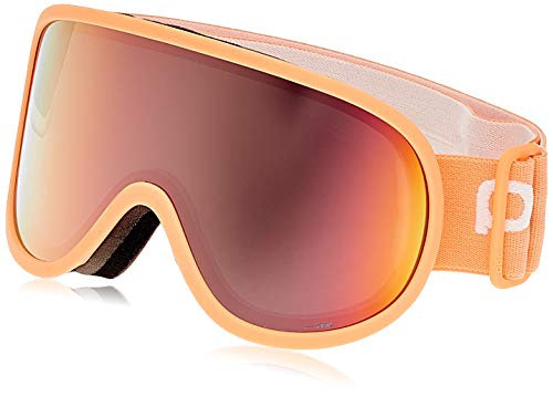 POC Unisex-Adult Retina Big Skibrille, Light Citrine Orange, ONE