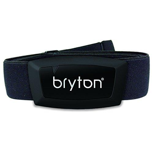 Bryton Monitor inteligente de frecuencia cardíaca (sensor + correa suave) ANT+/BLE 🔥