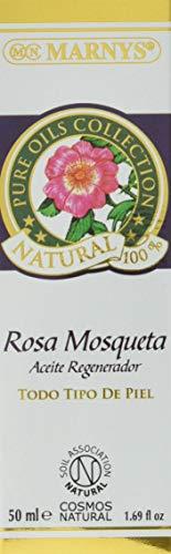 MARNYS Aceite Regenerador Rosa Mosqueta 100% Vegetal Spray 50ml