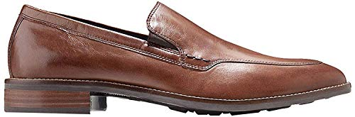 Cole Haan Men's Lenox Hill Venetian Slip-On Loafer, British Tan, 10.5 M US