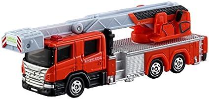 タカラトミー トミカ ロングタイプトミカ No.145 名古屋市消防局 30m級先端屈折式はしご車