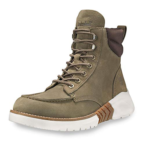 Timberland MTCR Moc Toe Boot Sneaker Canteen 10 D (M)