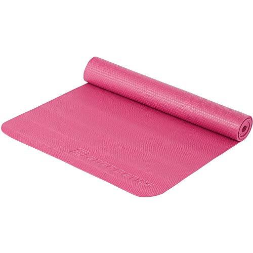 ENERGETICS Unisex– Erwachsene Yogamatte-145116 Yogamatte, RED Wine, 1size