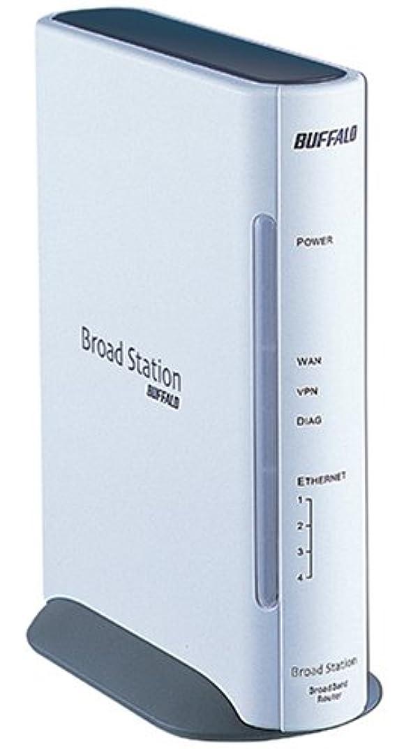 義務的問い合わせインセンティブBUFFALO 有線ブロードバンドルータ BroadStation リモートアクセスモデル BHR-4RV