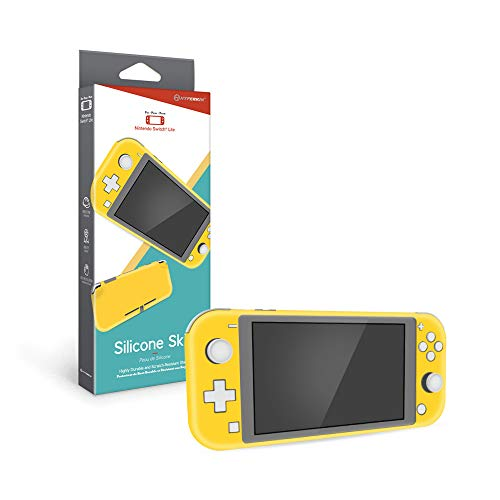 Hyperkin Silicone Skin for Nintendo Switch Lite (Yellow)