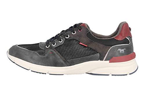 MUSTANG Herren 4156-302 Sneaker, 259 Graphit, 43 EU
